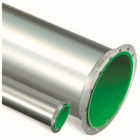 Chemical(Heat) Resistant CPT, ETFE Duct for Chemical Industry Facilities (FM, iso9001 /Fluoride Resin Coated Duct)