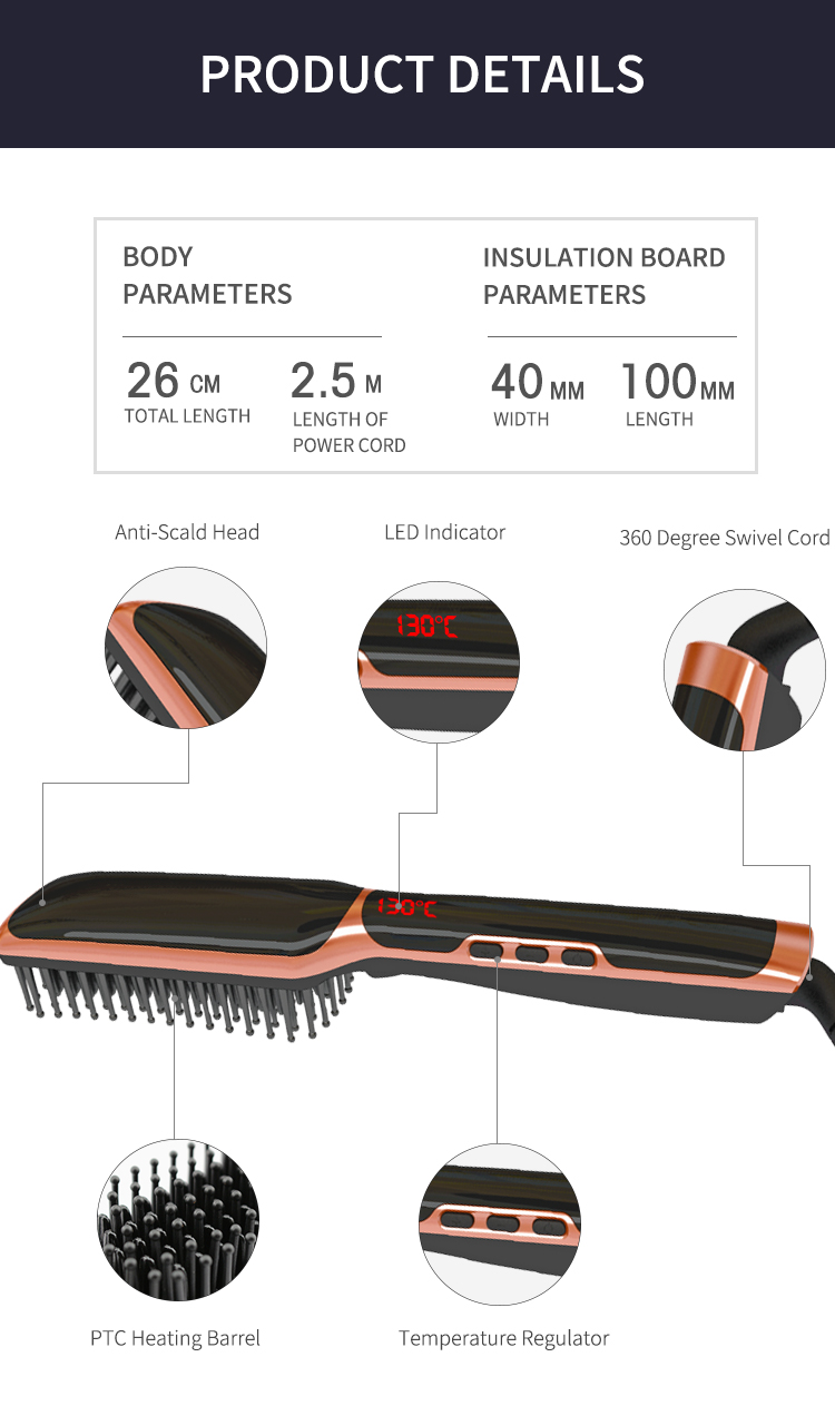 Amazon Hot Sell Hair Perm Machine Hair Straightener Comb Hot Selling Equipment Hair Salon Beard Straightener For Men Buy Beard Comb Brush Ceramic Curler Flat Iron Beard Straightener Product On Alibaba Com