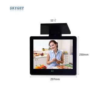 19 Pouces Petite Télévision Pour Cuisine Fumée Prévention Mini Tv