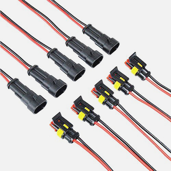 China Factory Auto Electrical Wiring Harness Connector For