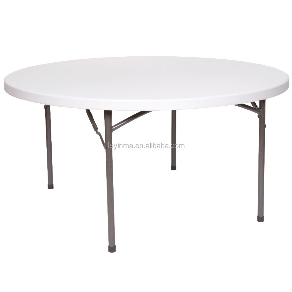Round Plastic Tables Yinma Hot Sale Factory Price Plastic Folding Table Buy Folding Table Folding Table Folding Table Product On Alibaba