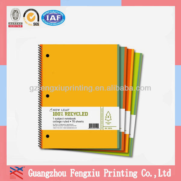 Colored Lined Notebook Paper, Colored Lined Notebook Paper Suppliers - Print College Ruled Paper
