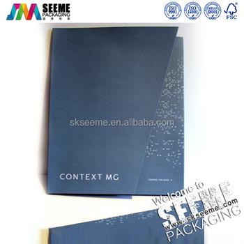 Custom Printing Made Accordion Fold Brochure - Buy Accordion Fold