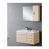 Bathroom Cabinet Melamine Finishing Modern Vanity - Buy ...