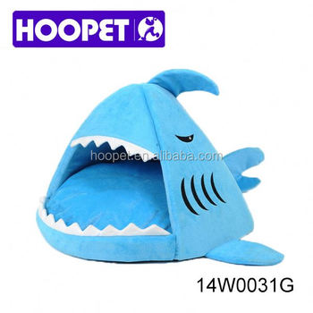 Shark Shaped Pet House Tiny Beds Big Shrimpy Dog Beds