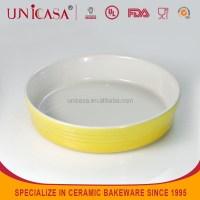 Unicasa Heat Resistant Ceramics Oven Baking Plate - Buy ...