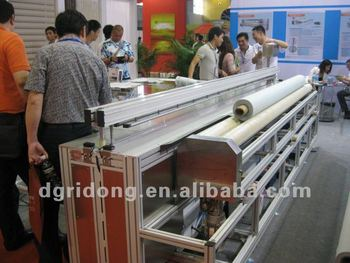 Ultrasonic Cutting Table For Roller Shade