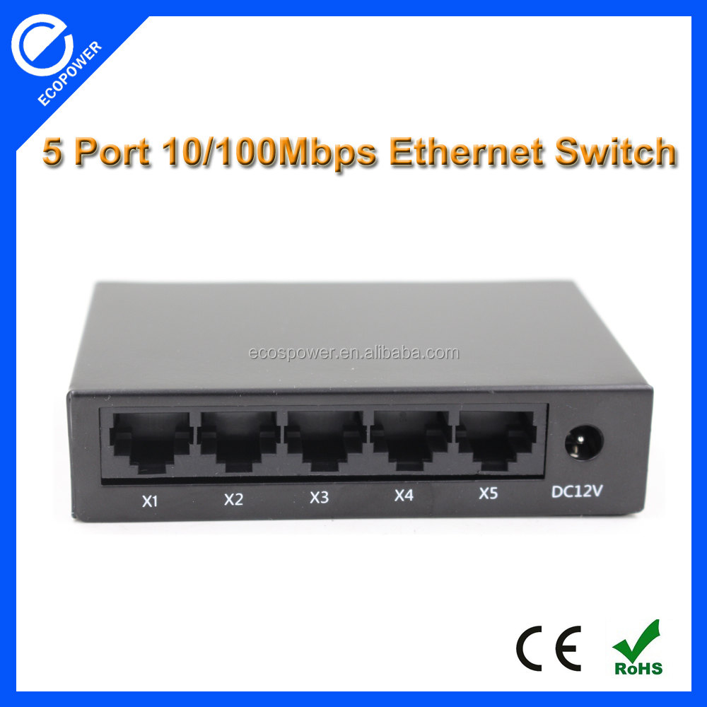 Port Network Ethernet Hub Rj45 4 Port Network Switch Buy Ethernet Switch Network Switch 5 Port Ethernet Switch Product On Alibaba