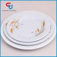Cheap White Dinner Plates For Restaurant - Buy Melamine ...