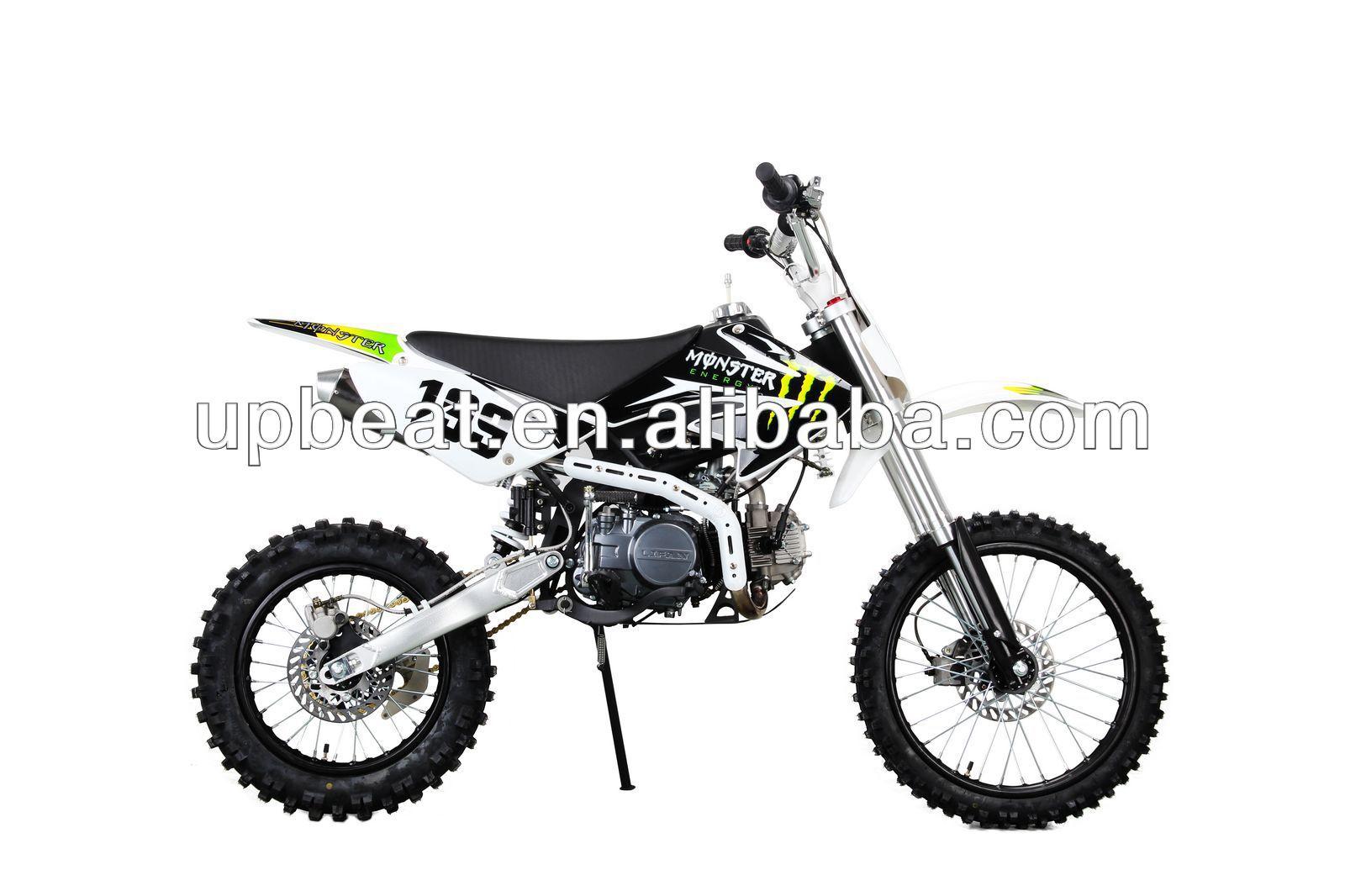honda mini dirt bike green