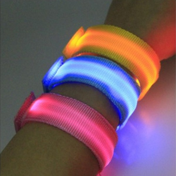 Running Verlichting Running Led Wrist Band Strap-arm Band Led Licht-led Sport