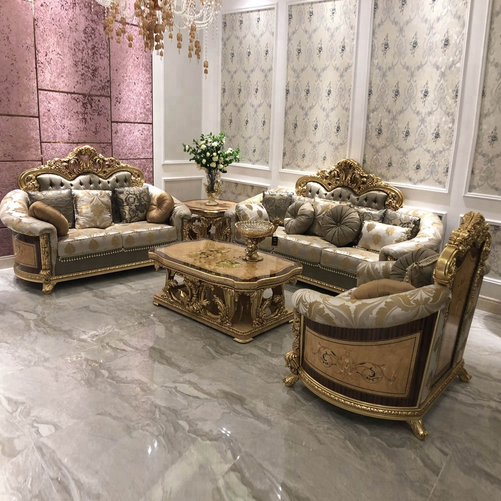Sofa Set Italian Style | Classic Sofa Of The Venezia Collection ...