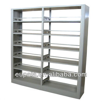 Book Shelf Steel Book Rack Cabinet Used Library Shelving