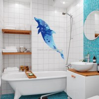 Tile Stickers Bathroom | Tile Design Ideas