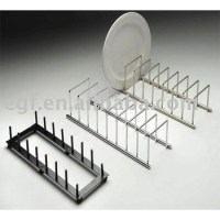Metal Plate Stand / Dish Holder / Plate Holder - Buy Plate ...