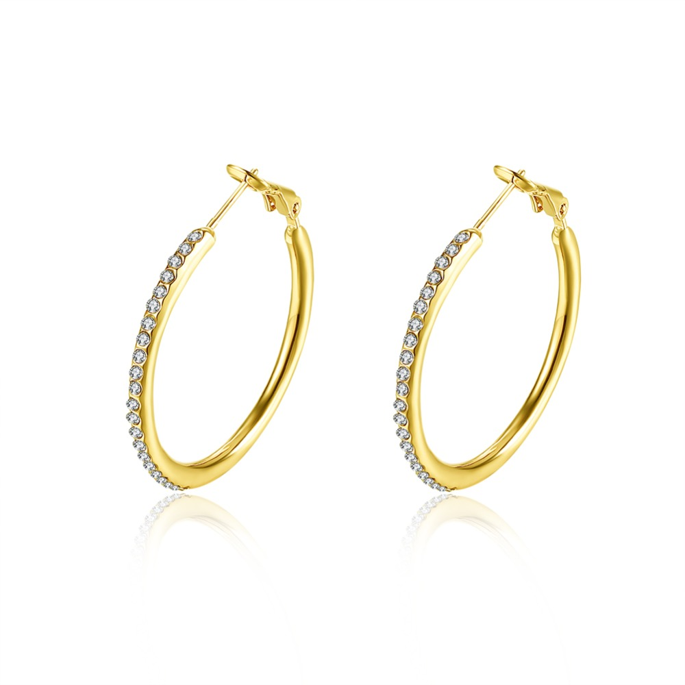 Gold Earring Design Latest Fashion Trends Gold Earring