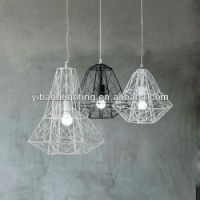 2012 Hot Decorative Hanging Pendant Light Ip09w