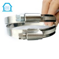 150-170mm Zebra Hose Clamps German Type Stainless Steel ...