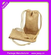 Jesoy Hot Sale Small Burlap Jute Bags Wholesale Hessian ...