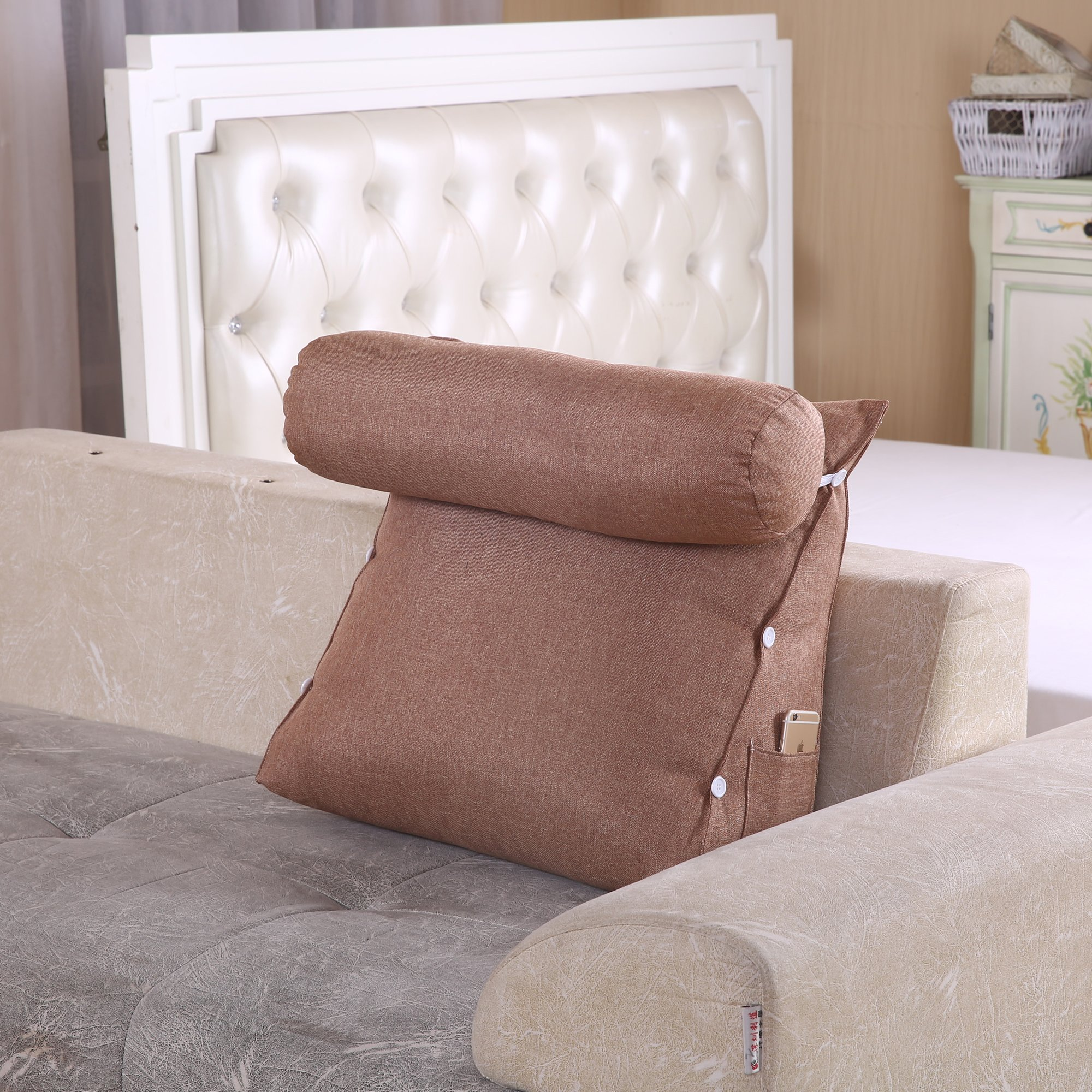 Reading Pillow Bed Cheap Reading Pillow Light Find Reading Pillow Light Deals On