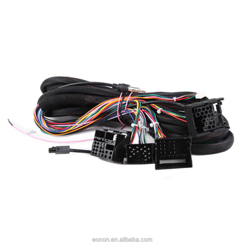 Eonon A0573 17 Pin+40 Pin Extended Installation Wiring Harness For