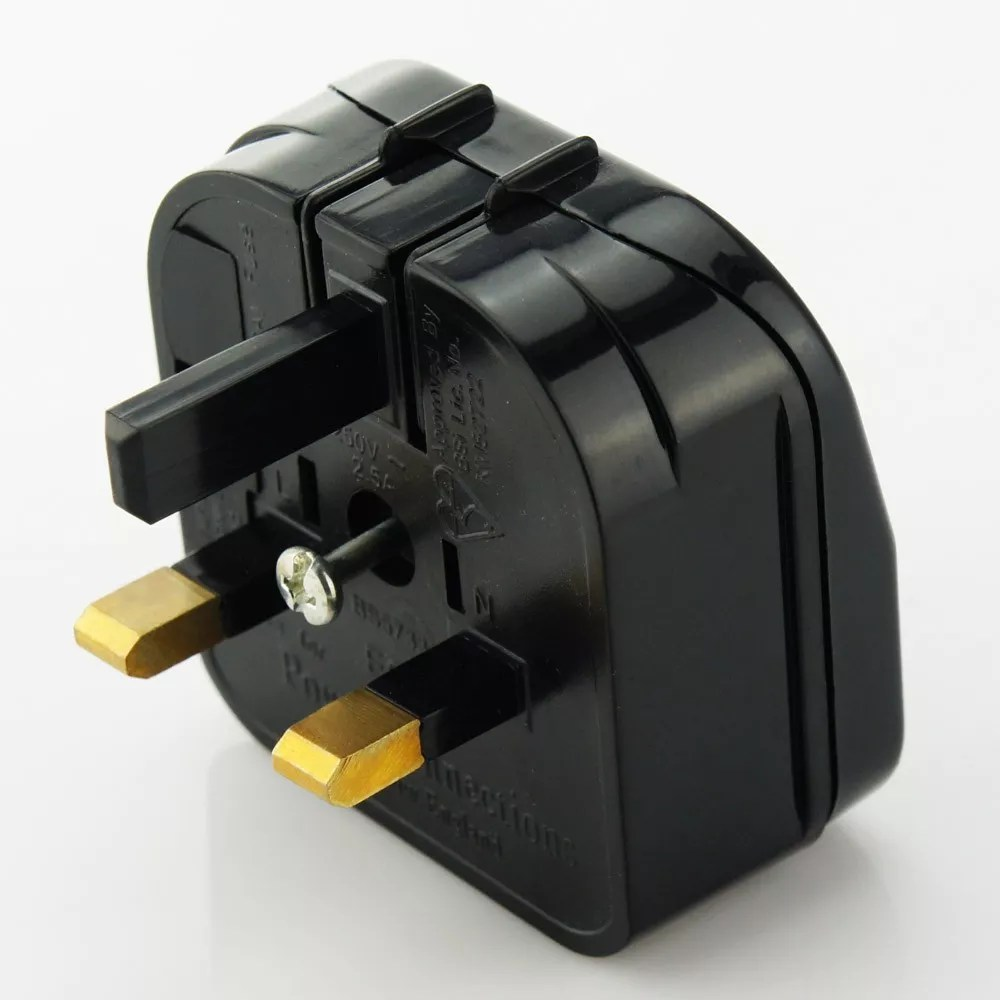 Travel Adapter Eu To Uk Eu To Uk Euro Plug Converter Travel Adapter Ac Power Plug Adapter Buy Eu To Uk Adapter Uk Plug Adapter Eu To Uk Plug Product On Alibaba
