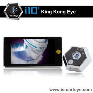 New 5'' LCD digital door peephole viewer camera System