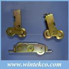 American Market Vinyl uPVC Patio Sliding Door Roller