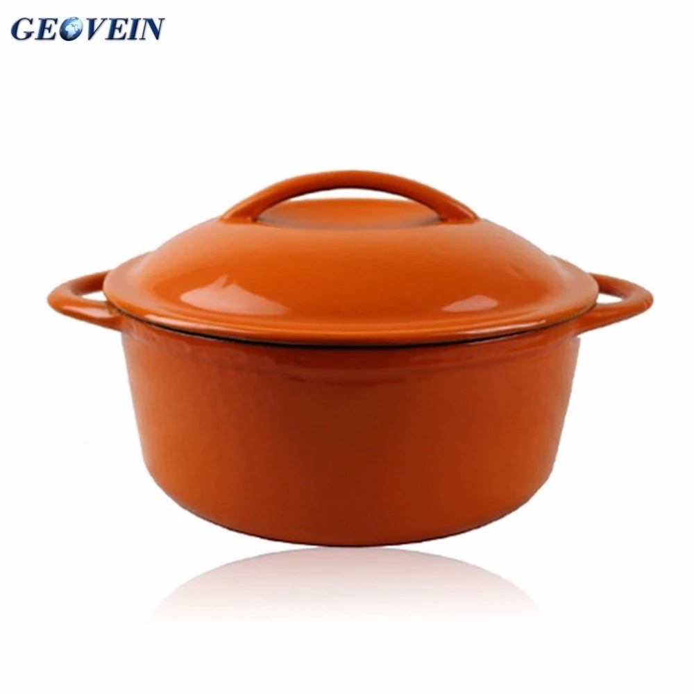 Cast Iron Casserole Dish Cooking Appliances Enamel Casserole Cast Iron Casserole Dish With Lid Buy Enamel Covered Cast Iron Dutch Oven Enameled Cast Iron Stock Pot 6 Litre