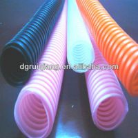 Pipe Plastic Uv Resistant Plastic Corrugated Hose Electric ...