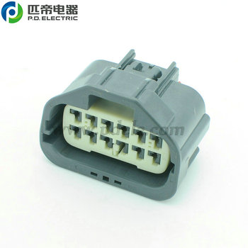 12 Way Ford Automotive Connector For Wire Harness - Buy Wiring