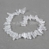 Natural Clear Crystal Beads Strands Wholesale - Buy ...
