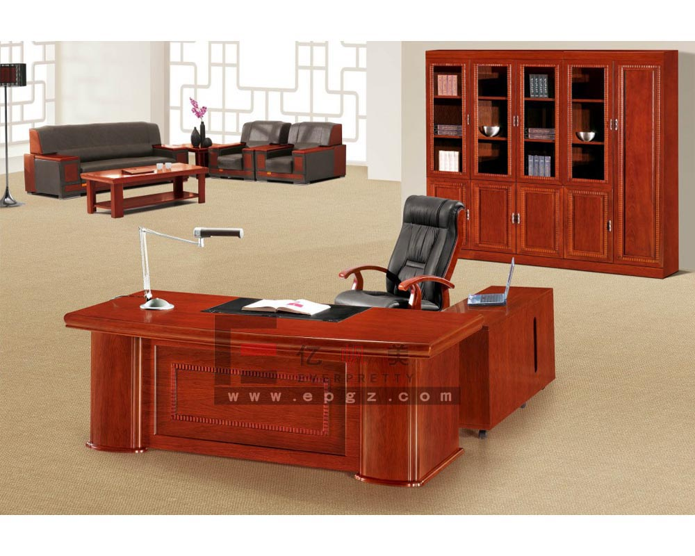 Classic Table Office Classic Office Furniture Chairman Desk With Side Table And Back Cabinet Buy Chairman Desk Chairman Desk With Side Table Chairman Desk With Side