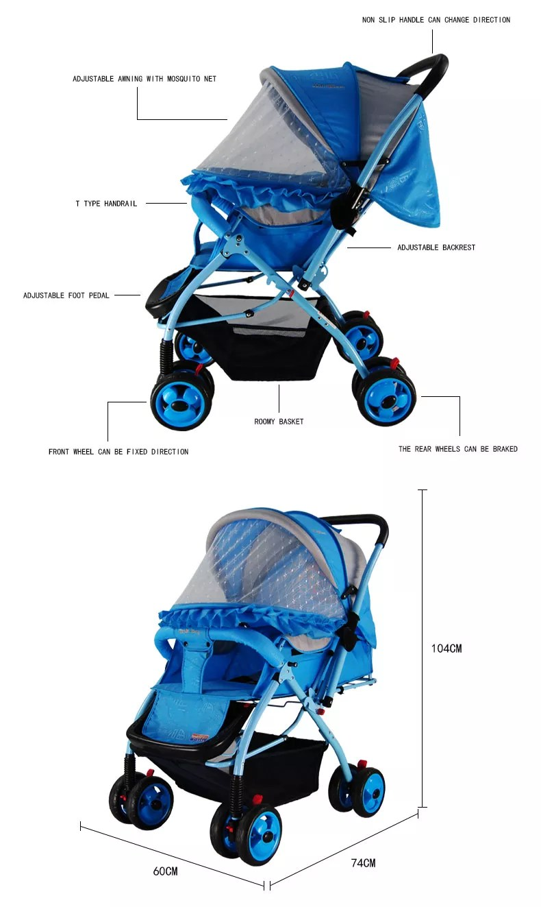 Carriage Type Strollers Rain Cover See Full Canopy Baby Swing Baby Carriage Stroller Buy Baby Carriage Stroller Adult Baby Stroller See Baby Stroller Product On Alibaba
