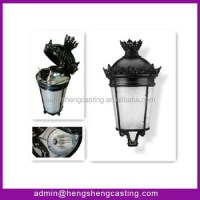 Hengsheng Foundry Street Lamp Post Head Garden Light ...