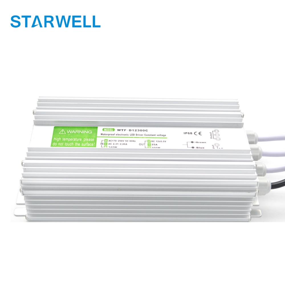 12v Ip67 300w Led Transformer Dc 12v Ip67 Waterproof Power Supply Led Buy Power Supply Led Led Transformer Dc 12v 300w Led Transformer Product On Alibaba