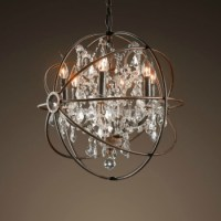 Fancy Crystal Candle Hanging Vintage Pendant Lamp,Home ...