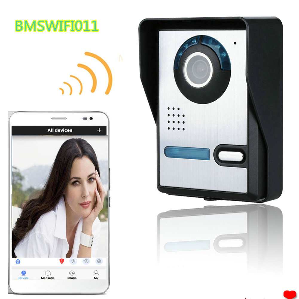 Interphone Video Sans Fil Longue Portée Grossiste Portier Video Wifi Acheter Les Meilleurs Portier Video