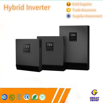 48v Hybrid Inverter With Mppt,200 Watt Inverter,Inverter Circuit