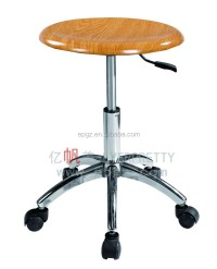 Height Adjustable Education School Furniture Rolling Chair ...
