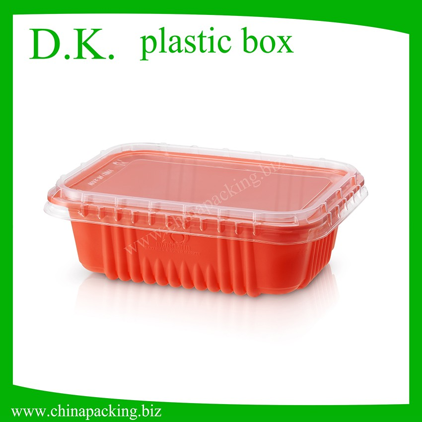 Hard Plastic Food Packaging Box Plastic Lunch Box Buy