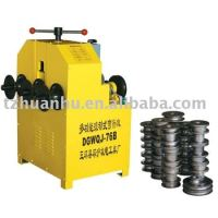 Rolling Pipe Bending Machine Hhw-76b - Buy Rolling Pipe ...