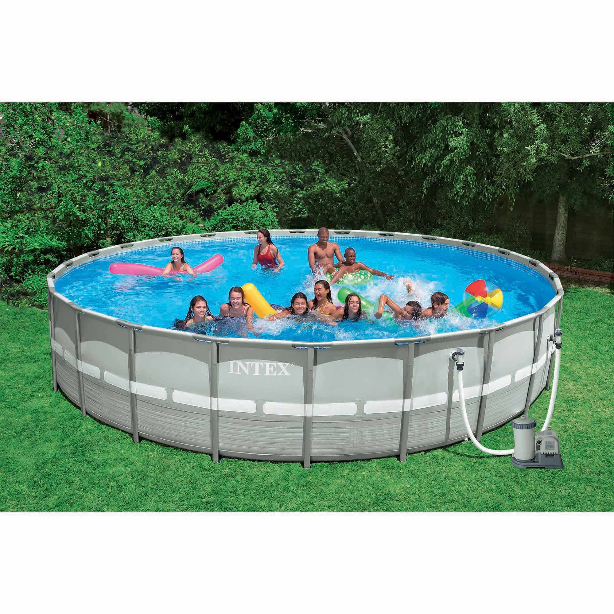 Intex Pool Frame Rund Cheap Ultra Frame Pool Intex Find Ultra Frame Pool Intex Deals On