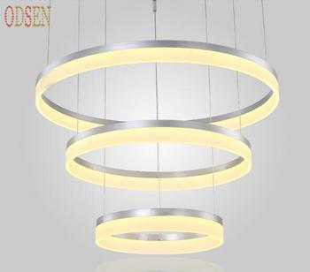Office Decorative Led Hanging Modern Lamp Pendant Light