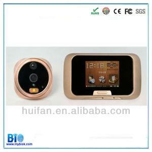 Smart Pephole Viewer Visual Doorbell HF-VD100