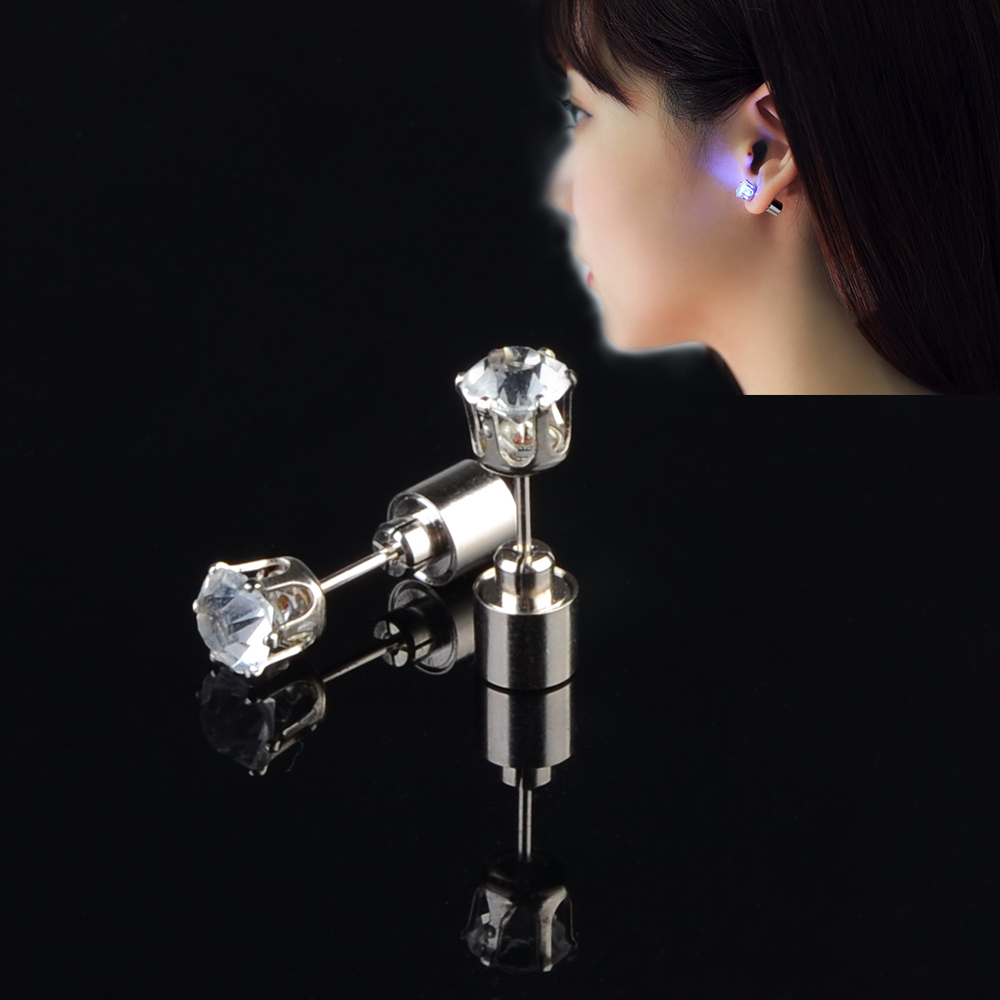 Led Earrings Wholesale 8 Designs Party Led Earrings Cheap Price Christmas Earrings Light Up Buy Party Led Earring Earrings Light Up Christmas Light Up Earring
