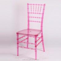 Resin Clear Chiavari Chairs For Wedding- Swii Furniture ...