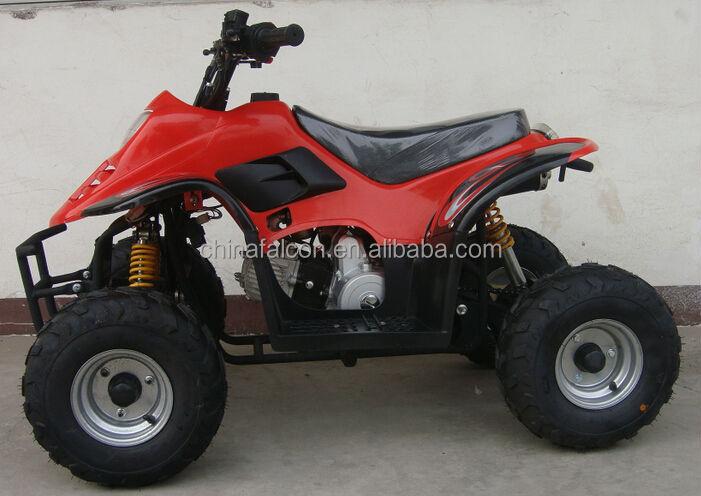 Powerful Adult 125cc Atv With Ce (a7-02) - Buy Adult Atv,Powerful