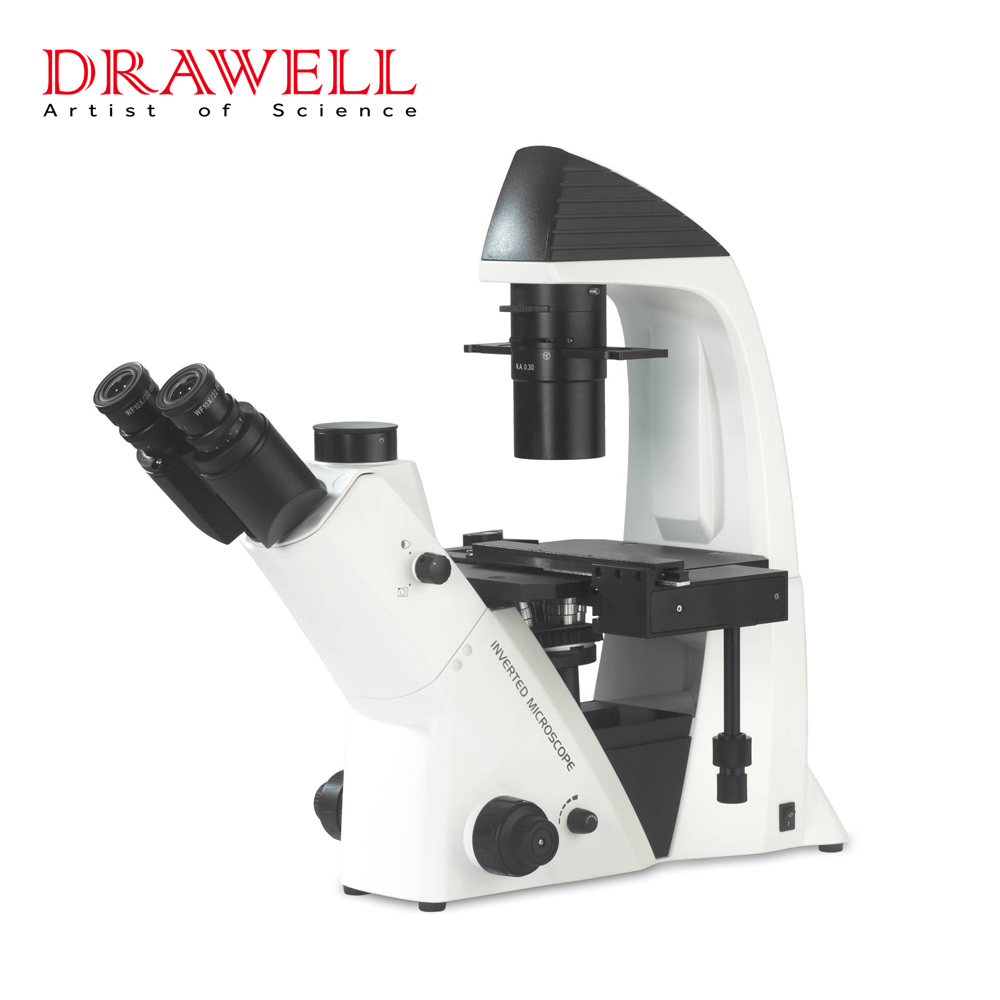 Bds 300 Drawell Brand Bds300 Trinocular Inverted Microscope Price Of Operating Microscope Buy Price Of Operating Microscope Microscope With