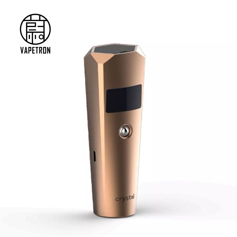 Vaporizer China Suppliers China Supplier New Trending E Cigarette Mod Wax Vaporizer Crystal Vaporizer Heat Not Burn Dry Herb Vaporizer Buy Best Ceramic Heating Element Vaping